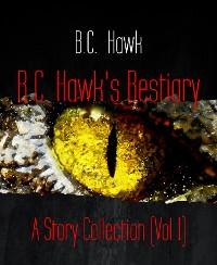Cover B.C. Hawk's Bestiary