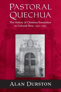 Cover Pastoral Quechua