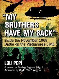 "Cover ""My brothers have my back"""
