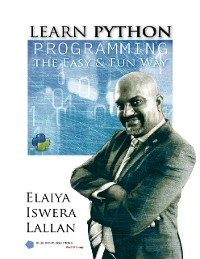 Cover Learn Python Programming the Easy and Fun Way