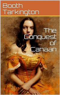 Cover The Conquest of Canaan