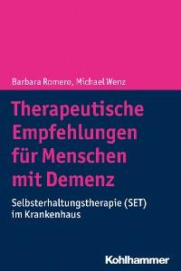 Cover Therapeutische Empfehlungen für Menschen mit Demenz