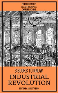 Cover 3 books to know Industrial Revolution