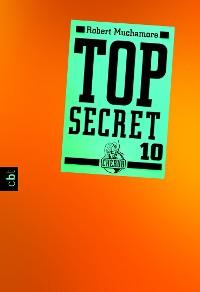 Cover Top Secret 10 - Das Manöver