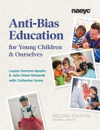Cover Anti-Bias Education for Young Children and Ourselves
