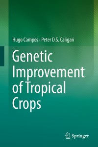 Cover Genetic Improvement of Tropical Crops