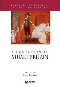 Cover A Companion to Stuart Britain