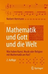 Cover Mathematik und Gott und die Welt