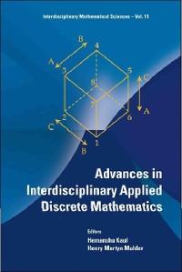 Cover Advances In Interdisciplinary Applied Discrete Mathematics