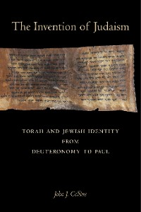 Cover The Invention of Judaism