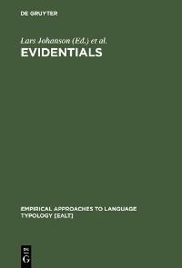Cover Evidentials