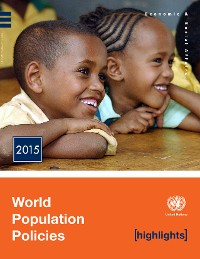 Cover World Population Policies 2015 Highlights