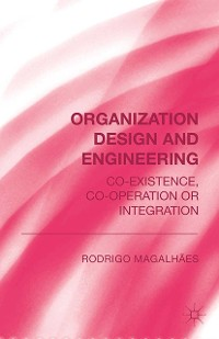 Cover Organization Design and Engineering