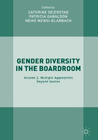 Cover Gender Diversity in the Boardroom