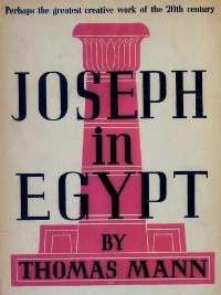 Cover Joseph in Egypt