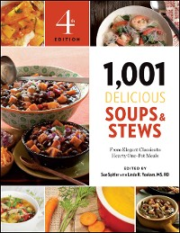 Cover 1,001 Delicious Soups and Stews