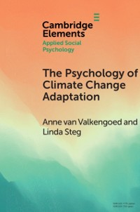 Cover Psychology of Climate Change Adaptation