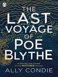 Cover The Last Voyage of Poe Blythe