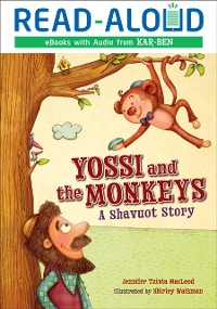 Cover Yossi and the Monkeys