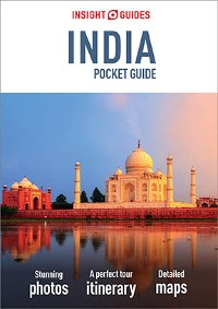 Cover Insight Guides Pocket India (Travel Guide eBook)