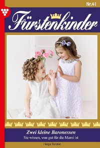 Cover Fürstenkinder 41 – Adelsroman