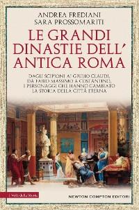 Cover Le grandi famiglie di Roma antica