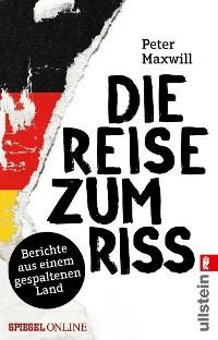 Cover Die Reise zum Riss