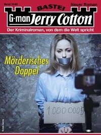 Cover Jerry Cotton 3340 - Krimi-Serie