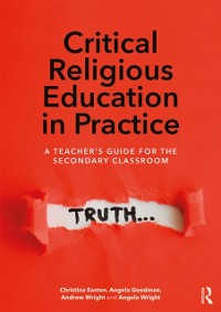 Cover Critical Religious Education in Practice