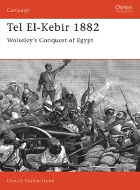 Cover Tel El-Kebir 1882