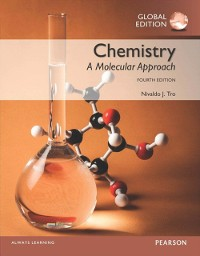 Cover Chemistry: A Molecular Approach, Global Edition