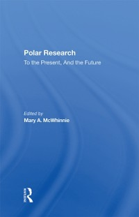 Cover Polar Research