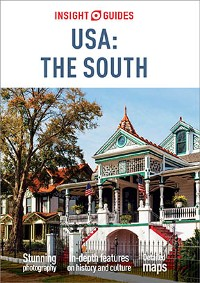 Cover Insight Guides USA: The South (Travel Guide eBook)