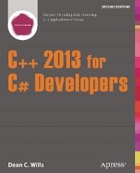 Cover C++ 2013 for C# Developers
