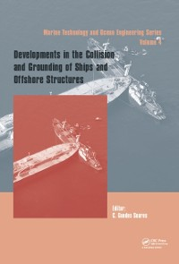 Cover Developments in the Collision and Grounding of Ships and Offshore Structures