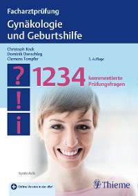 Cover Facharztprüfung Gynäkologie und Geburtshilfe