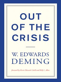 Cover Out of the Crisis
