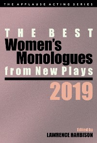 Cover The Best Women's Monologues from New Plays, 2019