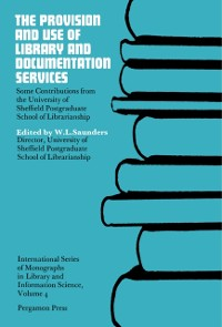 Cover Provision and Use of Library and Documentation Services