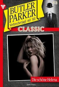 Cover Butler Parker Classic 53 – Kriminalroman