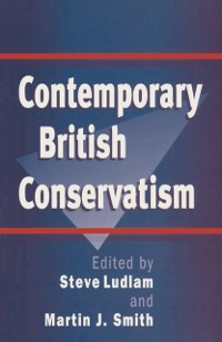 Cover Contemporary British Conservatism