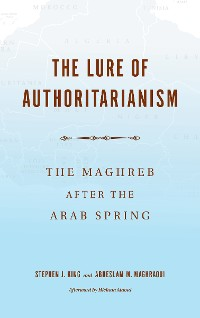 Cover The Lure of Authoritarianism