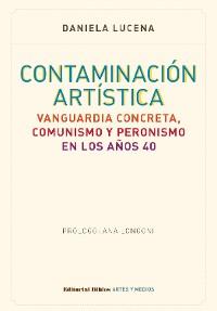 Cover Contaminación artística