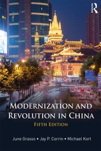 Cover Modernization and Revolution in China