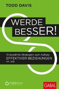 Cover Werde besser!