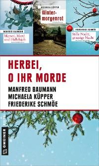 Cover Herbei, o ihr Morde