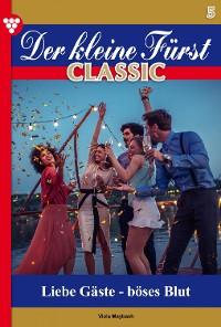 Cover Der kleine Fürst Classic 5 – Adelsroman