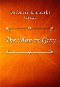 Cover The Man in Grey