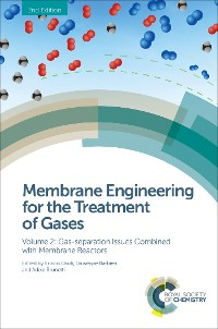 Cover Membrane Engineering for the Treatment of Gases