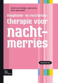 Cover Imaginatie- en rescriptingtherapie voor nachtmerries